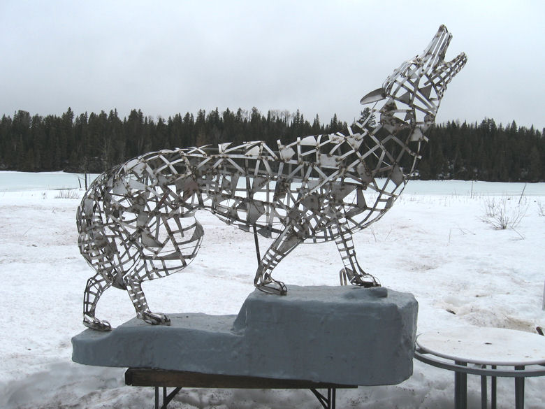 Mike Camp Designs -Metal Sculptures